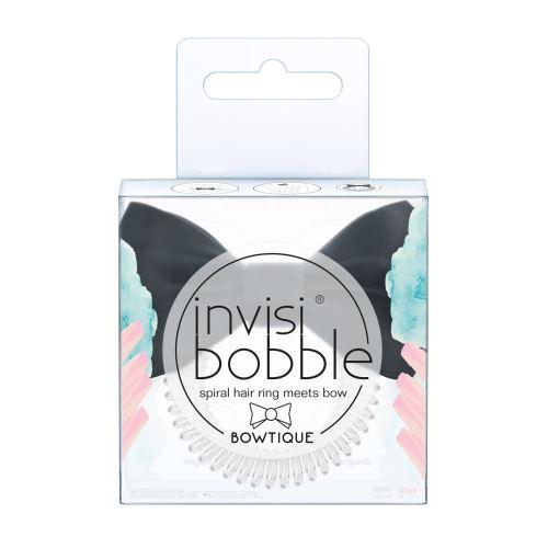 invisibobble® BOWTIQUE True Black