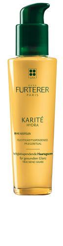 RF Karité Hydra bezoplachový hydratující denní krém  na vlasy 100 ml