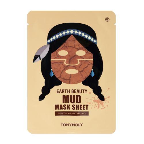 Tony Moly Earth Beauty Mud Mask Sheet