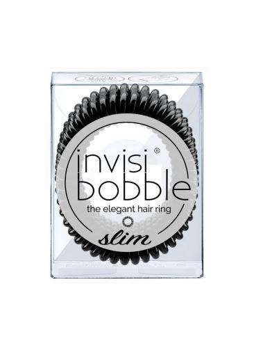 invisibobble® SLIM True Black