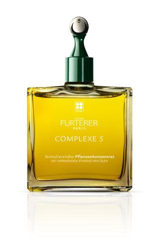 RF Complexe 5 stimulující rostlinný koncentrát pro silné vlasy 50 ml