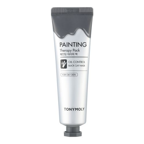 Painting Therapy Pack Oil Control (black)