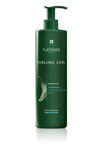 RF Sublime Curl šampon pro kudrnaté vlasy 600 ml