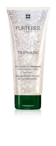 RF Triphasic stimulující šampon 200 ml