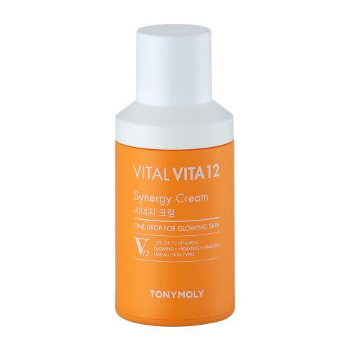 Tony Moly Vital Vita 12 Synergy Cream