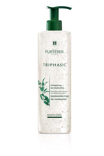 RF Triphasic stimulující šampon 600 ml
